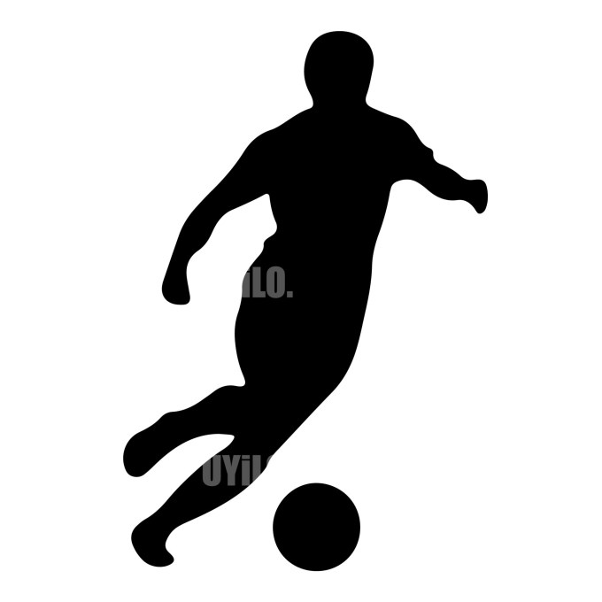 Soccer Player 14 Instant Download in several files