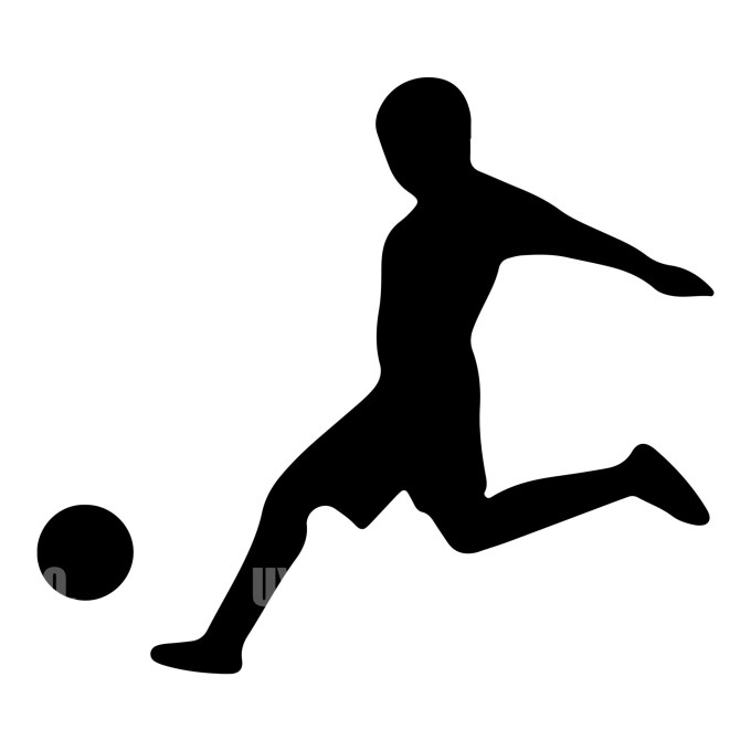 Soccer Player 20 Instant Download in several files