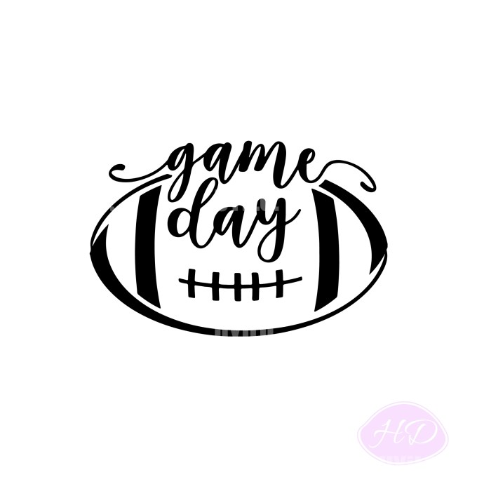 Game Day Football, Digital Download