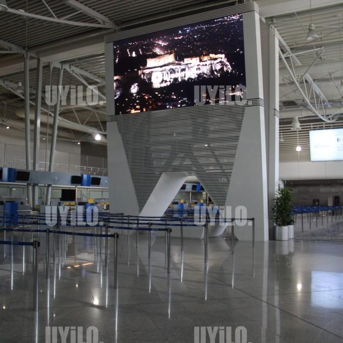 Athens International Airport in coronavirus times