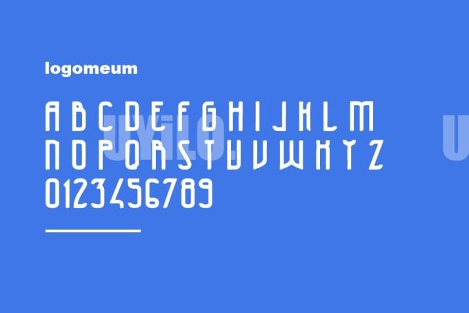 LogoMeum Font