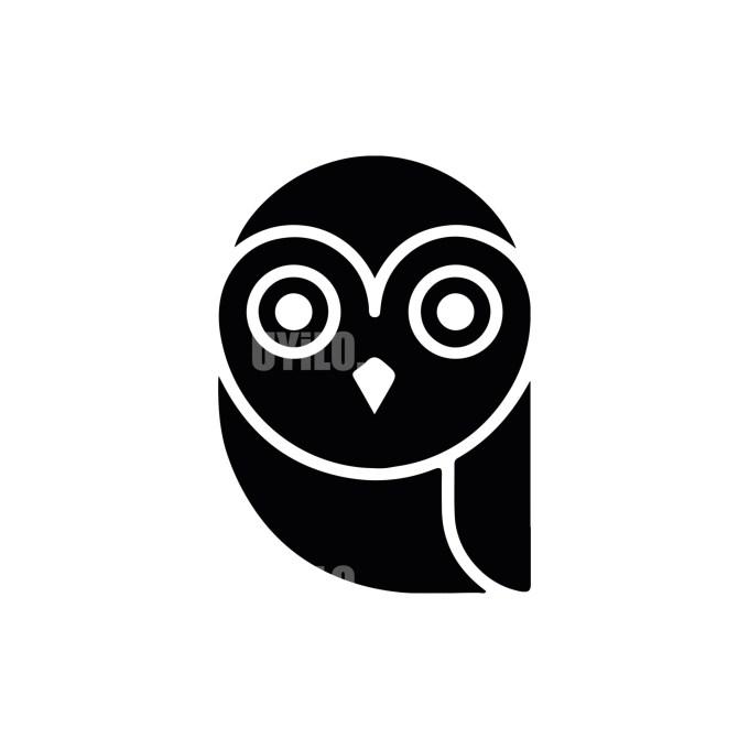 Owl Logo -7 Animals