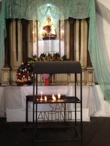 San Antonio Antigua La Merced