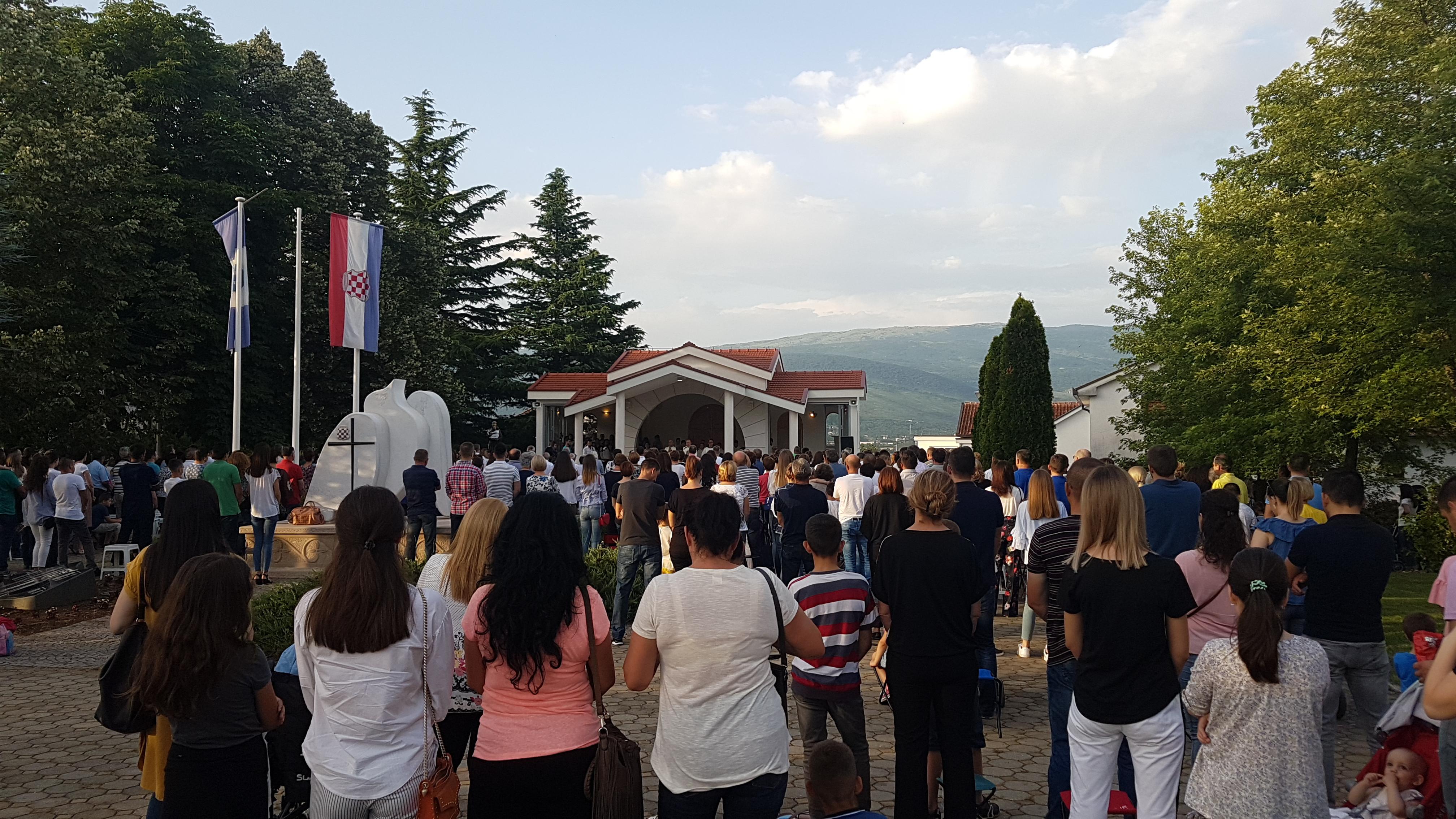 Proslava sv. Ante - Uzarići 2018.