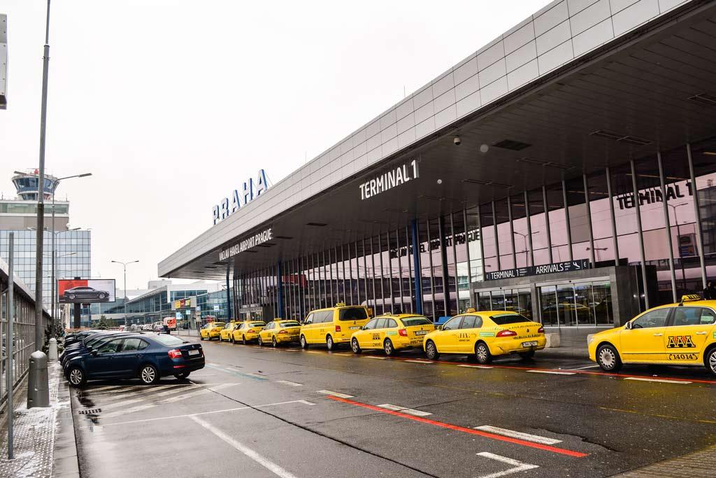 Прага. Аэропорт имени Вацлава Гавела