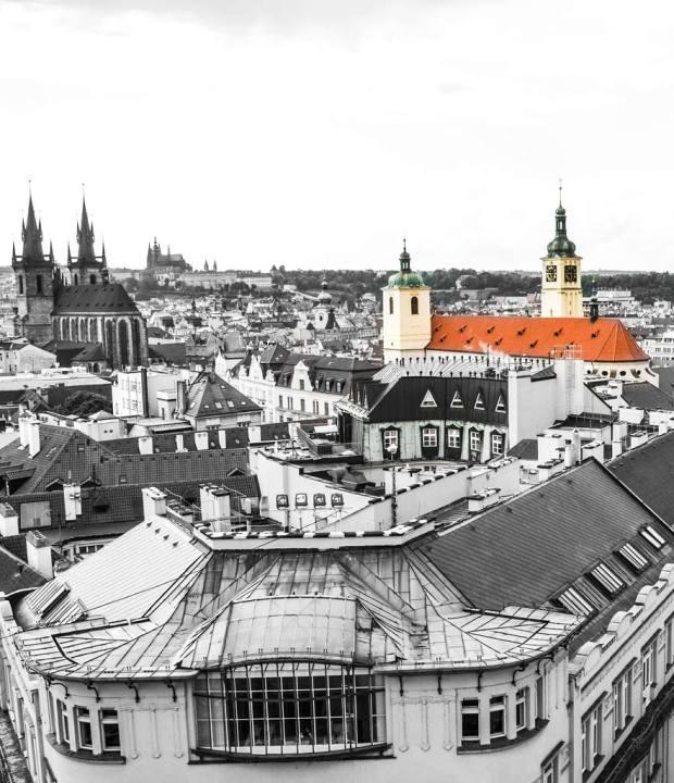Достопримечательности Праги. Церковь Св. Иакова
