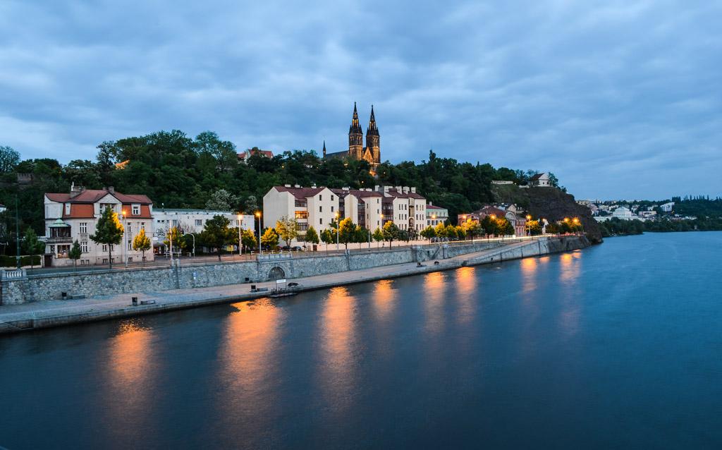 Достопримечательности Праги. Вышеград