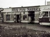 Пражская пивная «První Pivní Tramway»