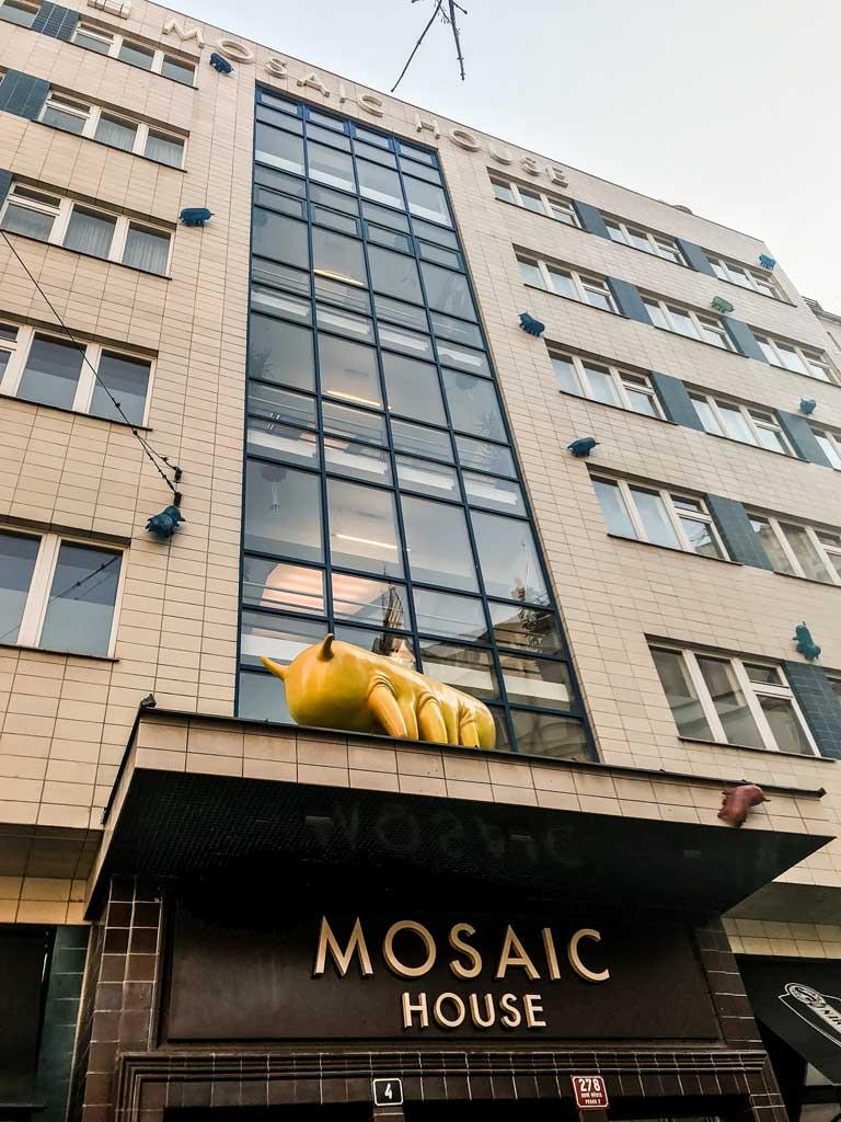 Скульптура Микала Трпак