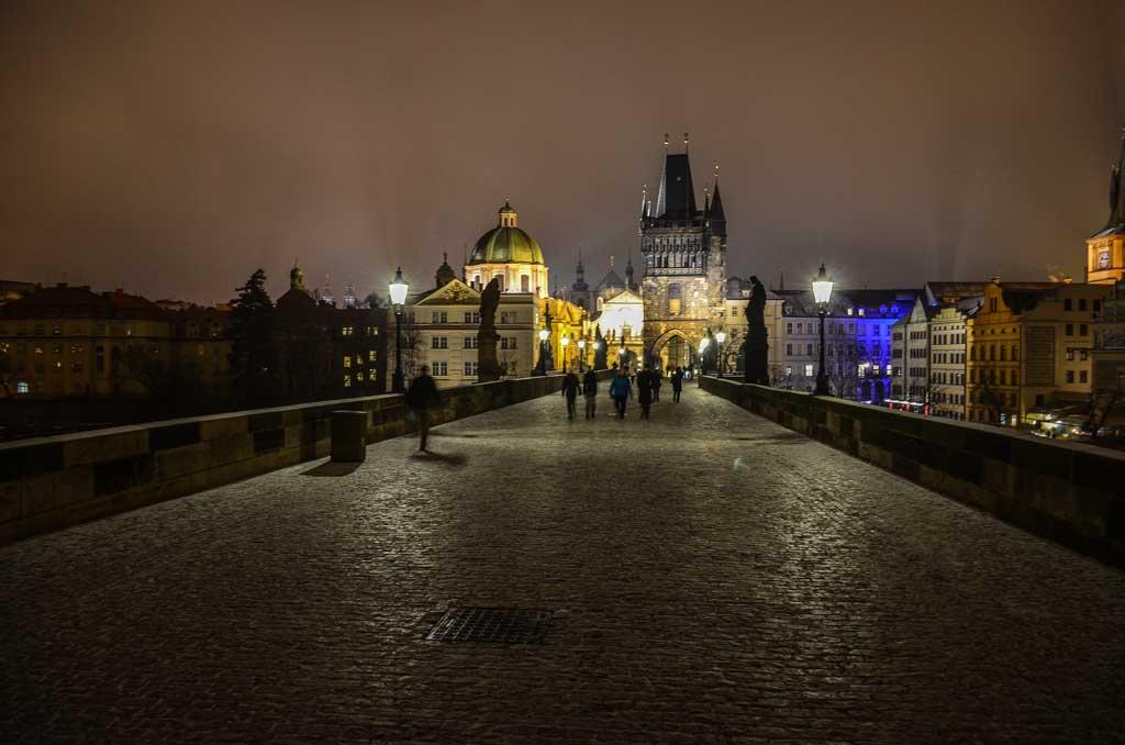 Староместская башня Карлова моста