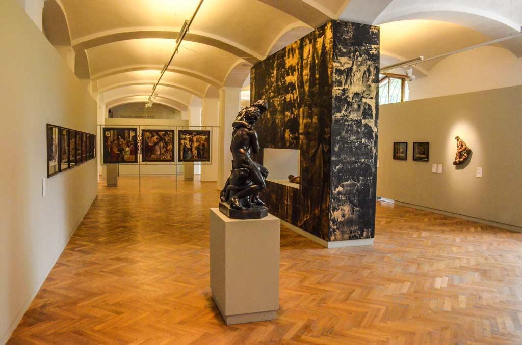 Художественный музей Южночешского края