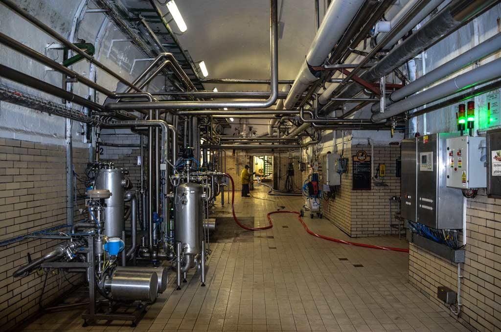 Велко-Поповицкий пивовар. Современный завод