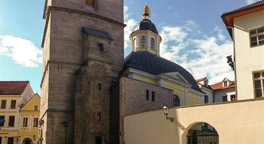 Часовня Св. Климента в Градец-Кралове