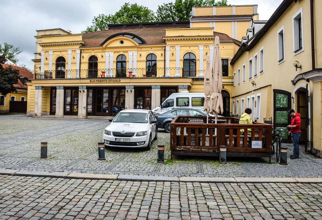 Театр Клицпера в Градец-Кралове