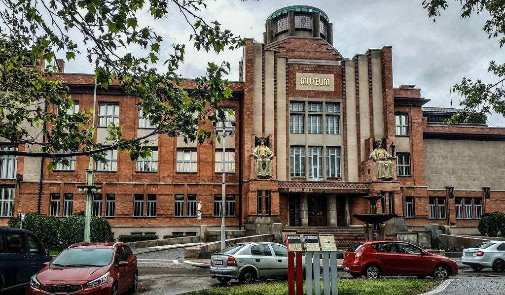 Музей Восточной Богемии в Градец-Кралове