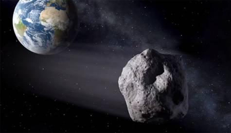 2012 DA14 Asteroidi Geçişini Tamamladı