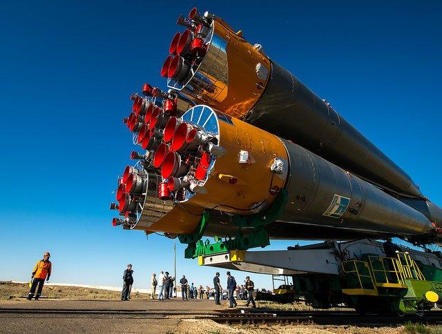 Soyuz TMA-09M Uzay Aracının Roketleri Bugün Ateşleniyor.