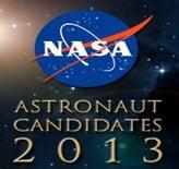 NASA 8 Yeni Astronot Seçti