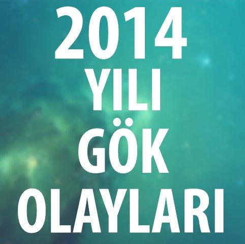 2014 Yılı Gök Olayları