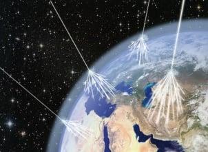 Gökyüzündeki Esrarengiz Nokta Yüksek Enerjili Kozmik Işınlar Yayıyor