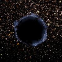 Yeni Keşfedilen Kara Delik Güneşin Kütlesinden 12 Milyar Kat Büyük