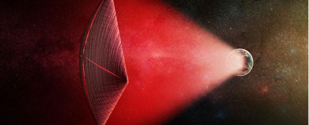 Bilim İnsanları Kara Delikler ile Çalışan Uzay Gemilerini Nasıl Tespit Edebileceğimizi Açıkladılar