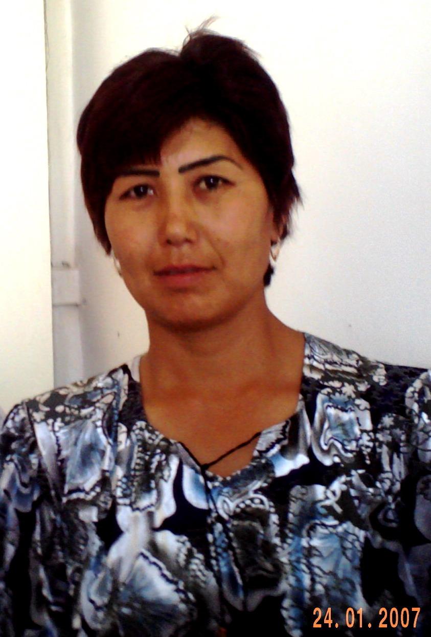 Ayazimxon Hidirova