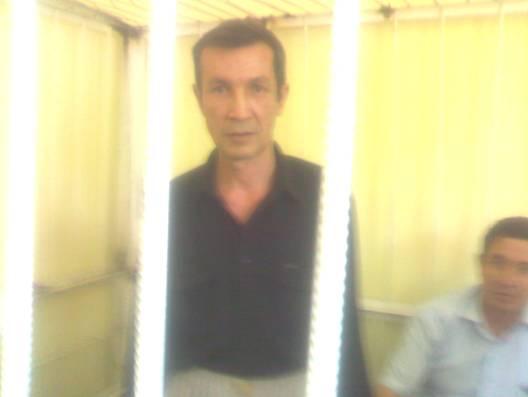 Самарқанд вилоятидаги Тайлоқ суди Дилмурод Саййидни 12,5 йилга озодликдан маҳрум этти