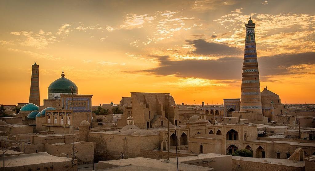 Khiva viaggio