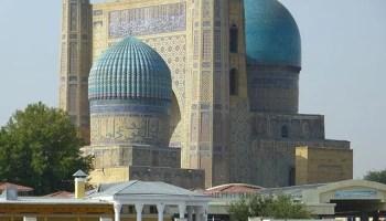 Viaggio aprile uzbekistan