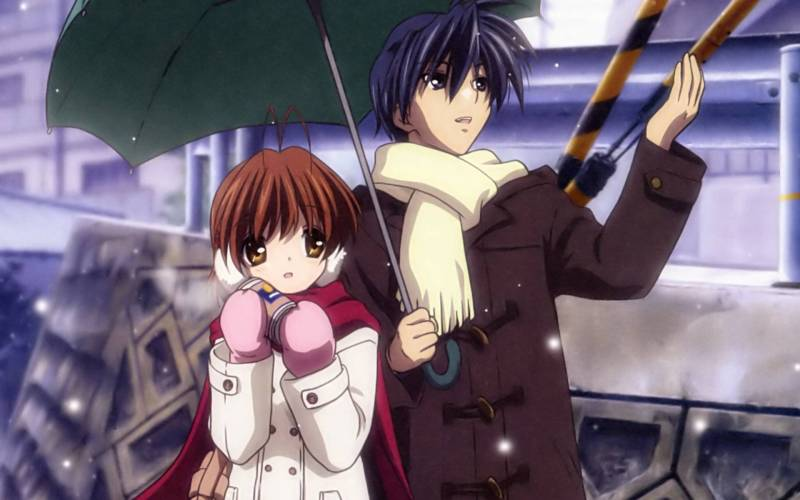 Clannad And Clannad After Story The Tears Broke My Keyboard