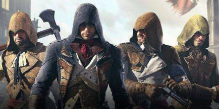 Each version of Arno as seen in the multiplayer mode. Source: cinemablend.com