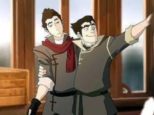 Mako and Bolin (Source: img2.wikia.nocookie.net)
