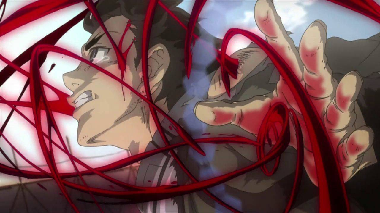Image result for Deadman Wonderland vlc