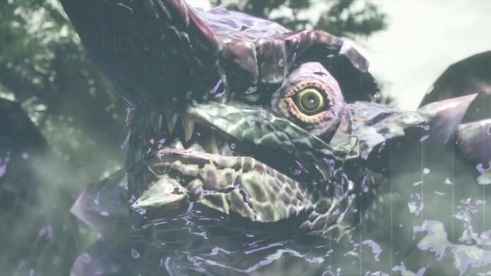 MHR Monster Hunter Rise Chameleos Update 2.0