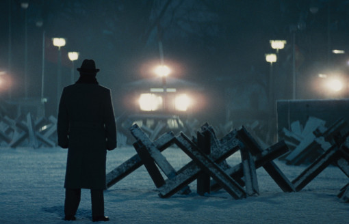 'Bridge of Spies' by DreamWorks Studios.