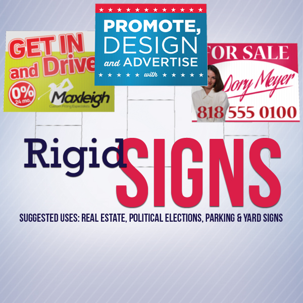 Custom Yard Signs Guerilla Marketing