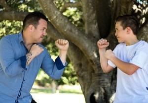 История о том, как отец расправился с обидчиком ребенка