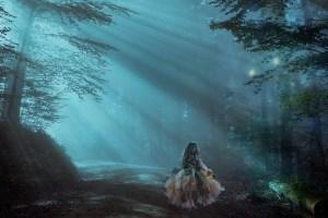 История о девочке, у которой был мистический дар