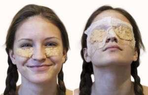 Как убрать синяки под глазами без использования химии