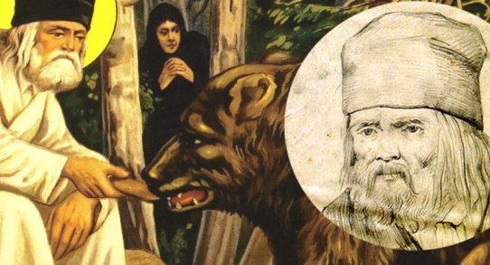 Цитаты монаха Серафима Саровского