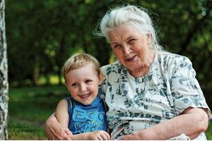 Милый и наивный рассказ ребёнка о бабушке