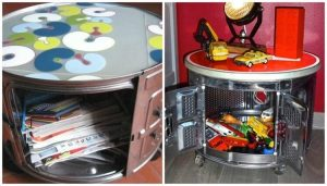 Как вы можете использовать сломанную стиральную машину – 14 интересных идей