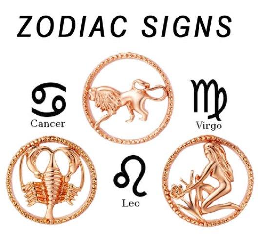 Первое впечатление о знаках Зодиака
