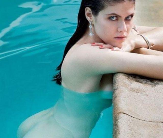 Alexandra Daddario Is Not Afraid To Shooting Naked