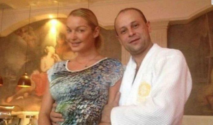 Анастасия Волочкова и Владислав Фоменко