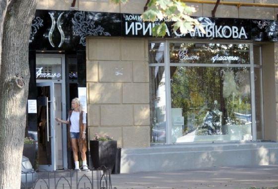 Ang anak na babae ni Irina Saltykova ay pinatawad ang