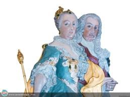 11_İmparatoriçe Maria Theresia ve İmparator 1.Franz