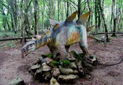 dinozavry Sataplia
