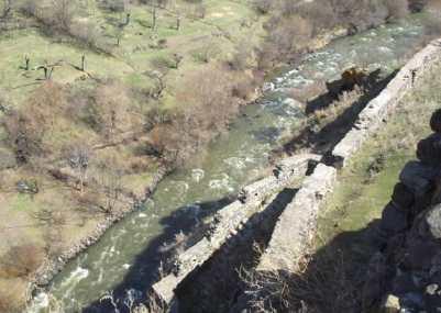 reka Paravani e